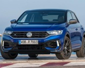 Volkswagen T Roc R: игра-головоломка
