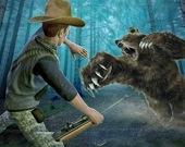 Снайпер - охота на дикого медведя