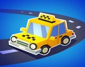 Безумное такси