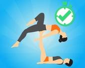 Пары на йоге