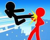 Уличный бой Стикмена