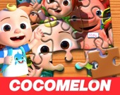 Кокомелон - Пазл