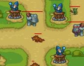 Защита башни 2D