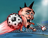 Кукольные футбольные бойцы