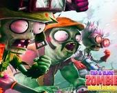 Коснитесь и щёлкните: Зомби мания Делюкс