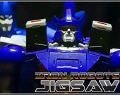 Пазл: Железные роботы
