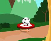 Футбольная мишень