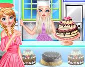 Магазин тортов принцессы Прохладное лето