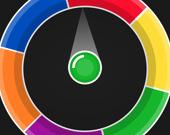 Цветное колесо