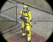 Снайпер в мертвой зоне