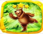 Приключения медведя в джунглях