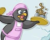 Пингвин-официант