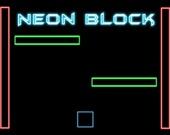Неоновый блок