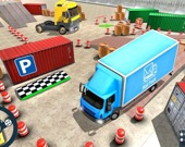 Новая парковка грузовика 2020