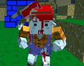 Пиксельный бой 3D: Мультиплеер