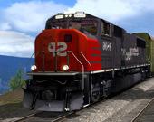 Симулятор вождения поезда