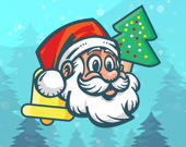 Волшебное Рождество: 3 в ряд