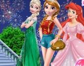 Ледяная принцесса: Законодательница моды 2017
