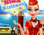 Нина: Авиакомпании