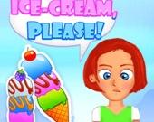 Мороженное, пожалуйста!