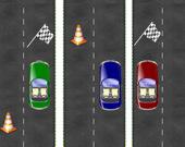 Три автомобиля
