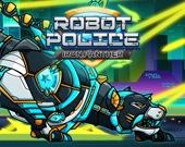 Полицейский робот: Железная пантера