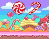 Пиксельные крафт конфеты