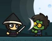 Самураи против Зомби