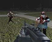 Зомби: Лагерь выживания - Сетевая игра