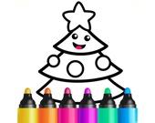 Рождественское рисование