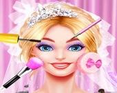 Свадебный макияж для принцессы