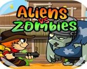 Пришельцы против зомби
