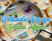 Побег филателиста: Альбом фауны