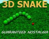 Змейка 3D