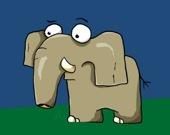 Забавные дикие животные - Пазл