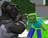 Мастер удара по зомби