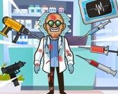 Безумный доктор