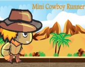 Бег мини-ковбоя