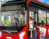 Бездорожье: вождение автобуса