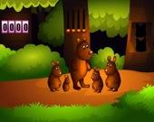 Побег из медвежьей деревни