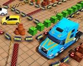 Парковка грузовика 3D 2021