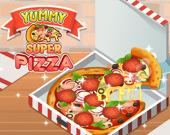 Супервкуснас пицца