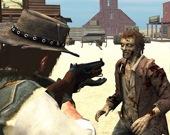 Битва c зомби на Диком Западе
