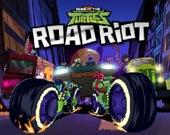 Бунт на дороге: восстание ниндзя-мутантов