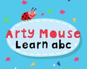Мышь Арти обучает алфавиту