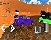 Битва машин Арена: Разрушение дерби машин 3D