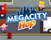 Прыжок в мегаполисе