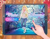 Принцесса: Зимние покупки онлайн