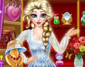 Сувенирный магазин Ледяной королевы