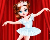 Балетное платье для малышки Тейлор